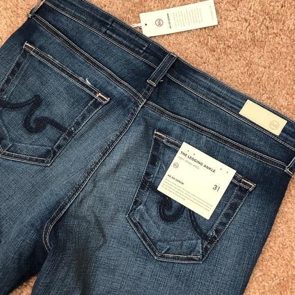 """23cbb288a29b AG """"the legging"""" ankle jeans ( 11 year swap meet)"""